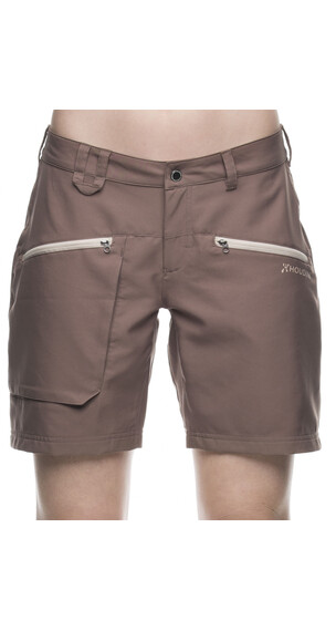 Houdini W's Gravity Light Shorts Cheroot Brown